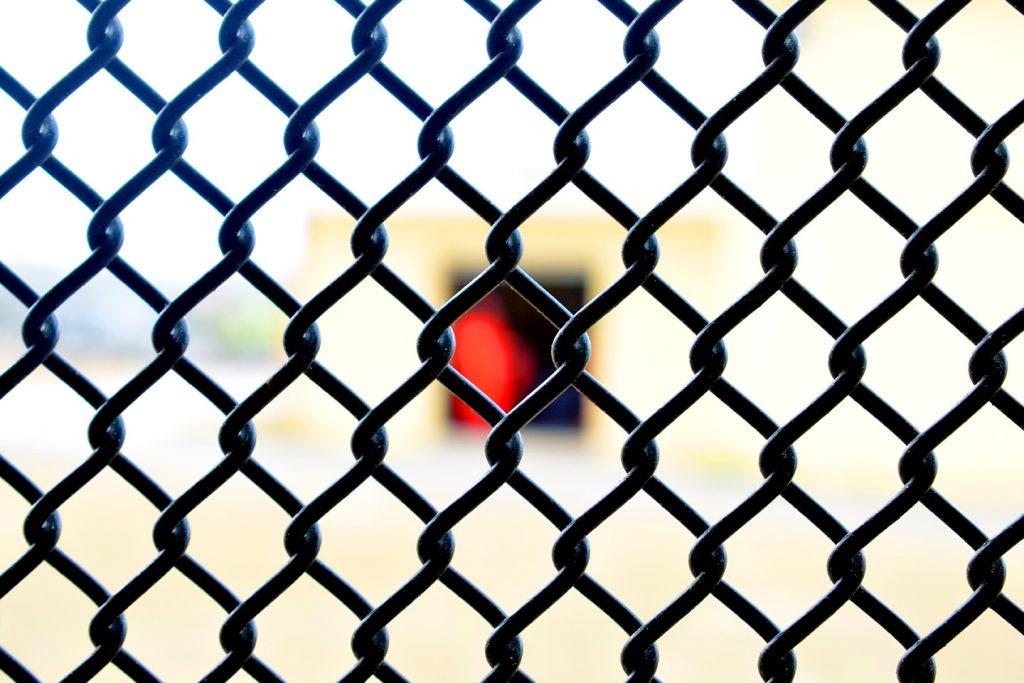 Gevangenen zijn in staking