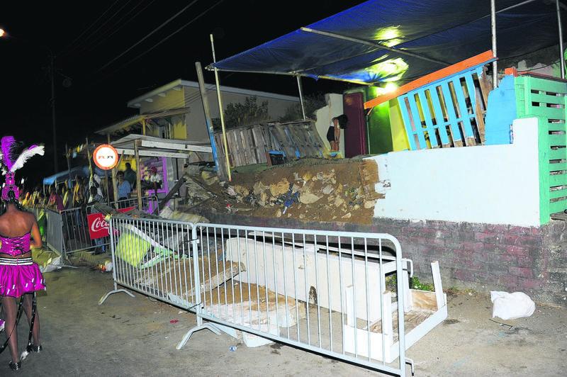 Carnavalsslachtoffer eist 2,6 miljoen gulden