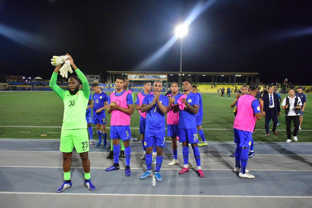 Curaçao staat op 80 in Fifa-ranking