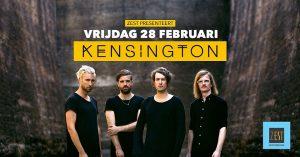 Kensington Live in Concert @ Zest Curacao