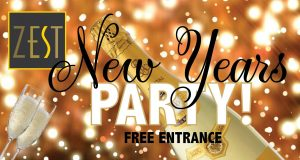 NYE Party at Zest! @ Zest Curacao