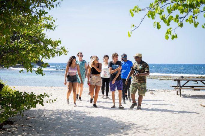 Hike to Boka Grandi & History Tour @ Christoffel National Park Curacao