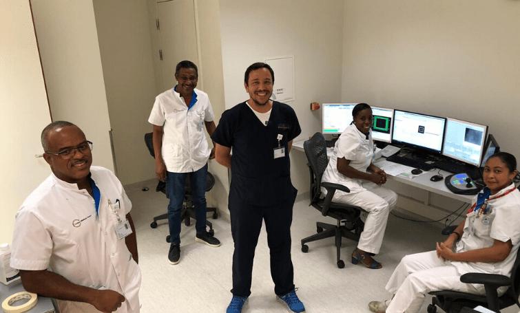 Bloedbestraling nu mogelijk bij Curaçao Medical Center