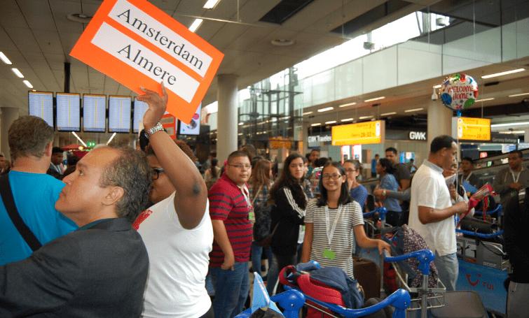 Curaçaose studenten in Nederland willen terug