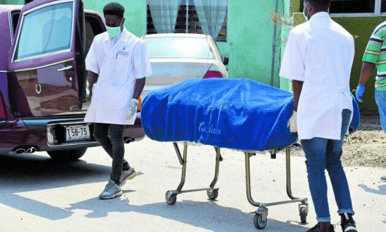 Politie vindt dode man in huis Seru Fortuna