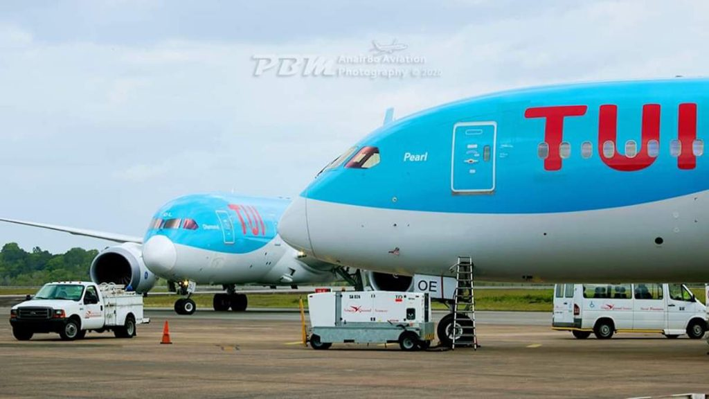 Repatriëringsvlucht Suriname via Aruba
