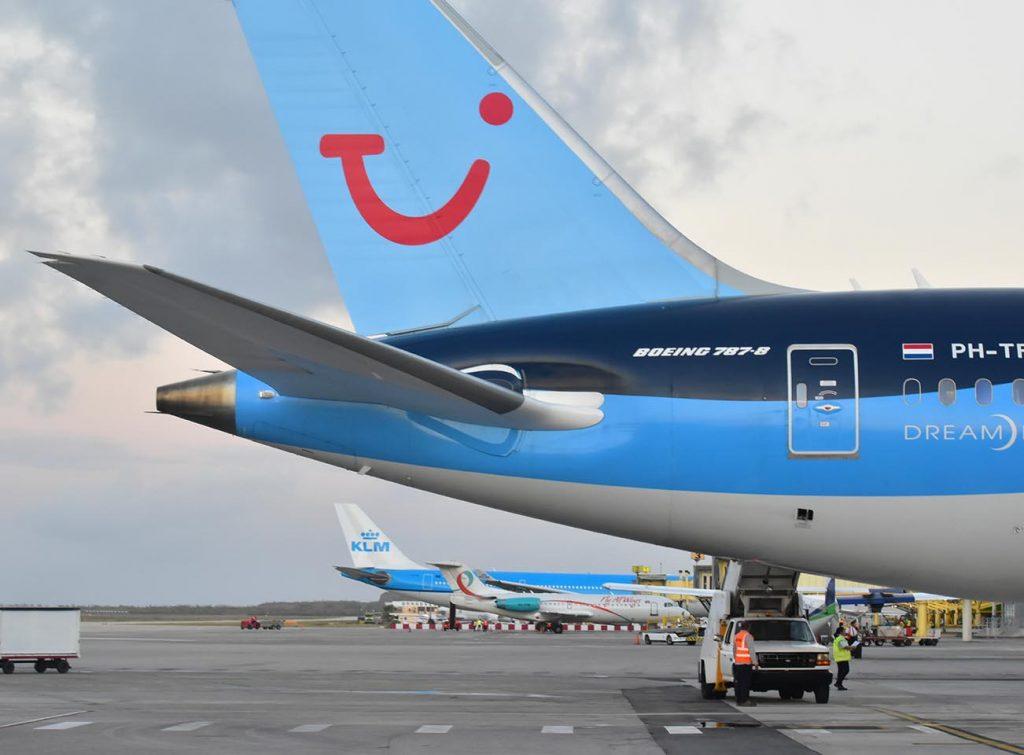 TUI en KLM zet Curaçao, Bonaire en Aruba in de aanbieding