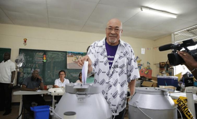 Bouterse verliest verkiezingen in Suriname