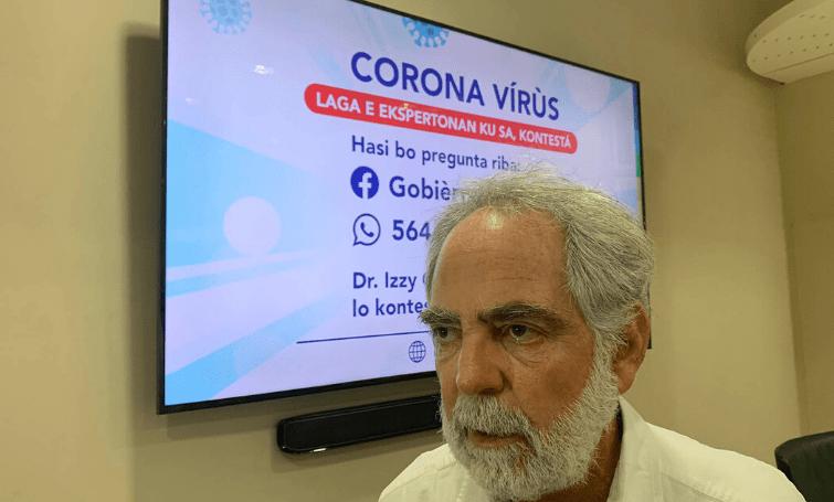 18e Corona patiënt had contact met nummer 17
