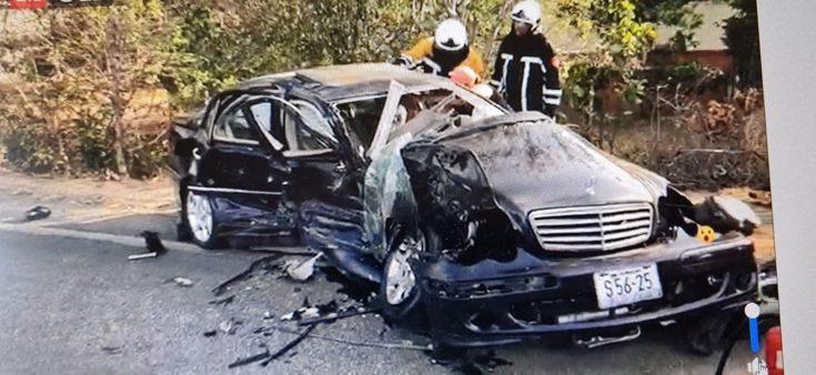 Wilsoe zwaargewond bij auto-ongeluk