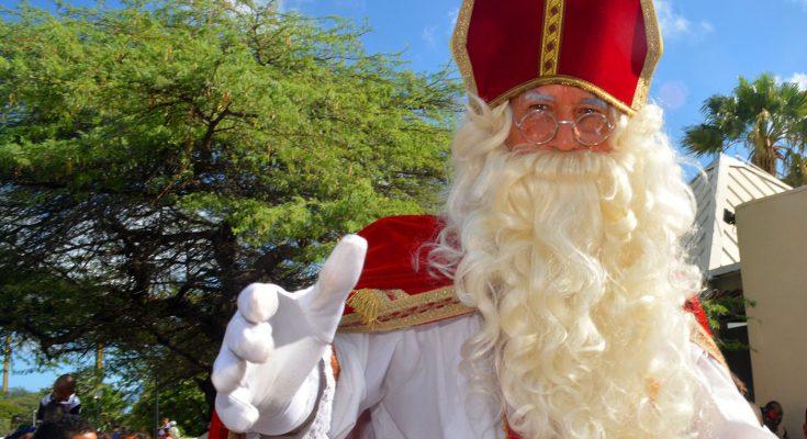 Geen Racistisch Sinterklaasfeest Op Curacao Wegens Corona Curacao Nu