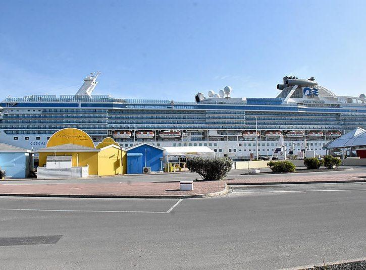 Coral Princess Curacao