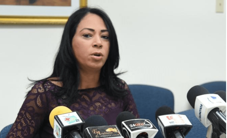 Aruba beslist vrijdag over lot minister Tromp-Lopez