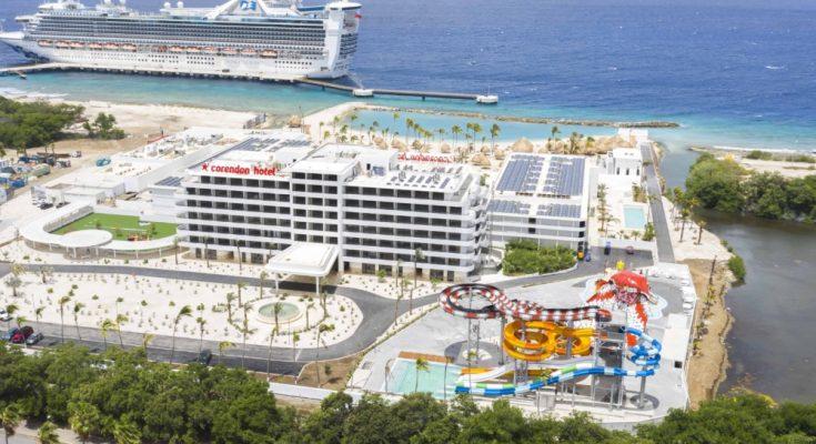 TUI en Corendon gaan mogelijk proefvakantie naar Curaçao organiseren