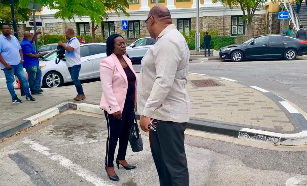 Impasse parlement Curaçao dinsdag doorbroken