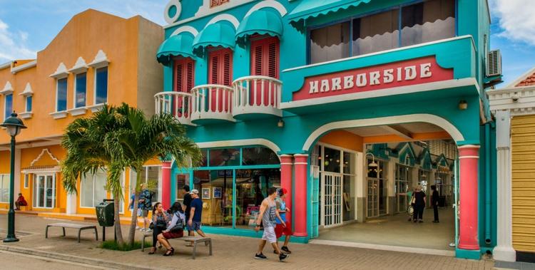 Gezonde inwoners van Bonaire pas in mei aan de beurt