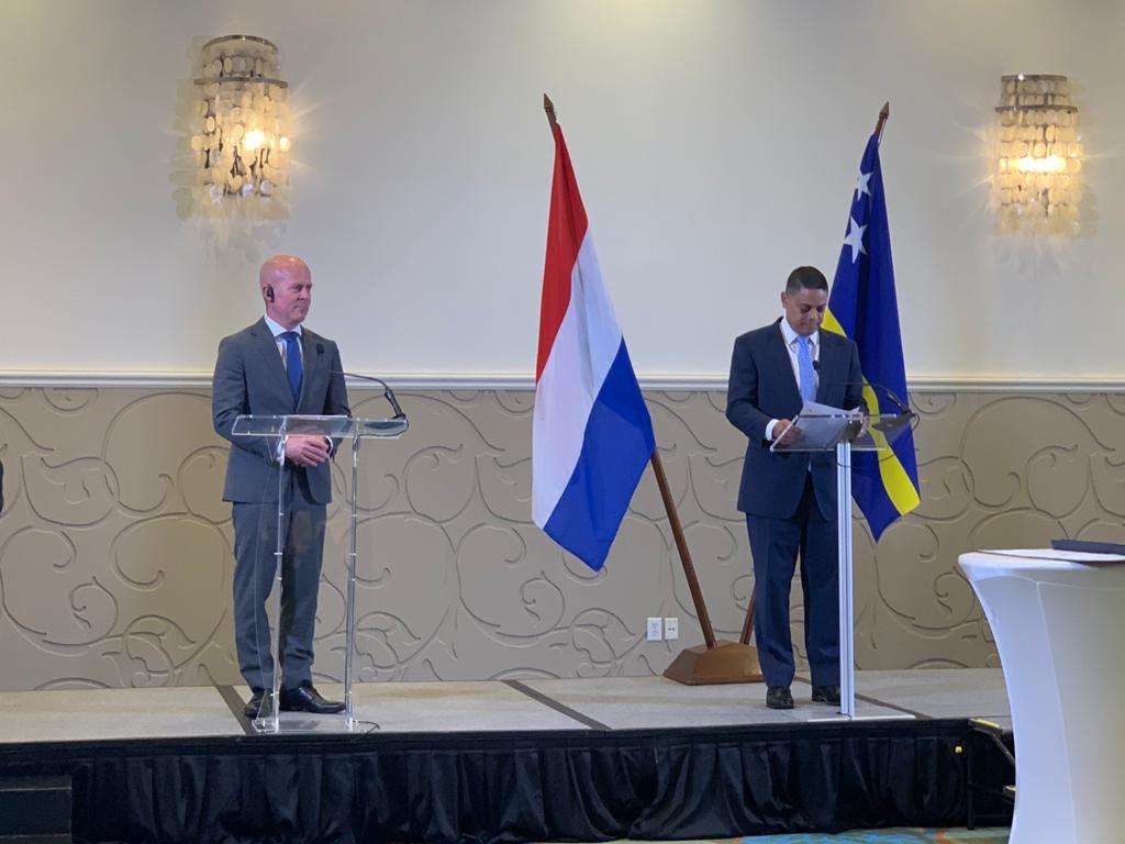 Kamer: Wat is het verschil tussen de met Curaçao gesloten deal en het oorspronkelijke voorstel?