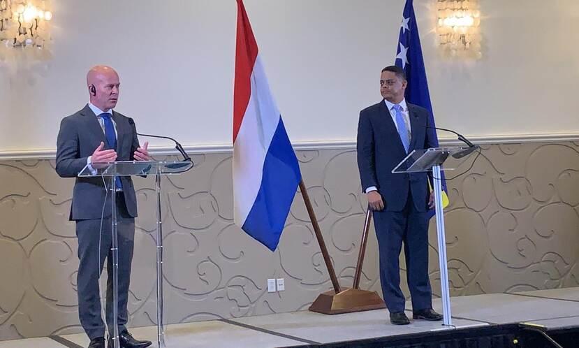 Curaçao krijgt 181 miljoen extra liquiditeitssteun