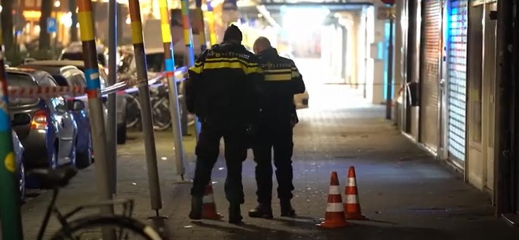 Curaçaose toko in Rotterdam beschoten