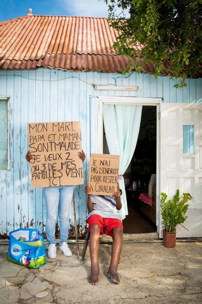 Verborgen stemmen van ondergedoken mensen op Curaçao - deel 8: Rosenie
