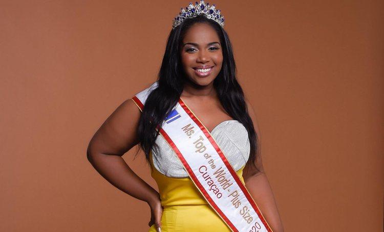 Mosa Nena wint Ms. Top Of The World Plus Size 2020 verkiezing