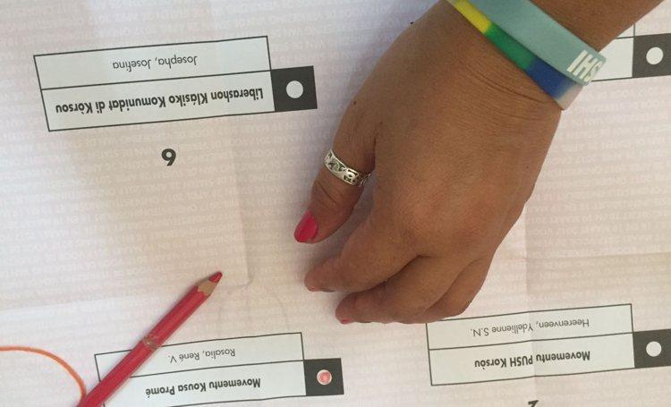 Ruim 115.000 oproepkaarten verkiezingen onderweg