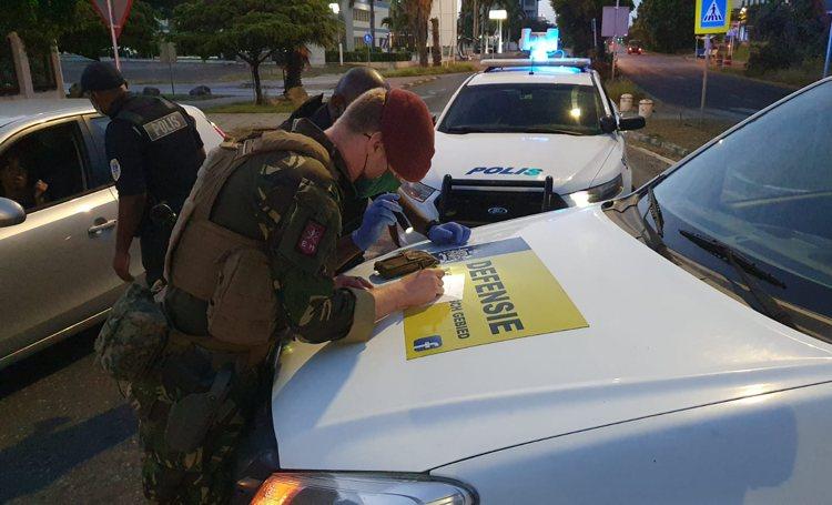 Defensie Curaçao breidt ondersteuning aan politie uit