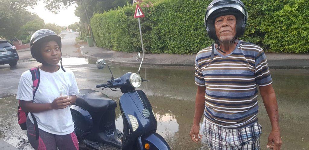 In Mahaai kun je zwemmen op straat