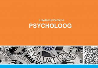 Parttime/Freelance Vacature: Psycholoog