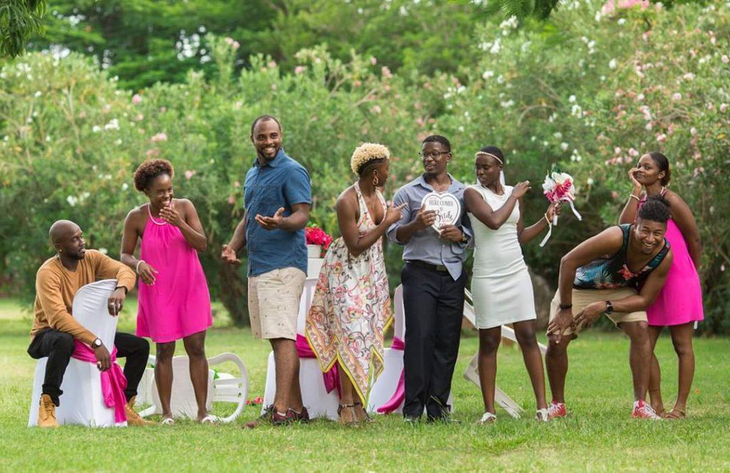 Eerste film Sint-Maarten op Taya