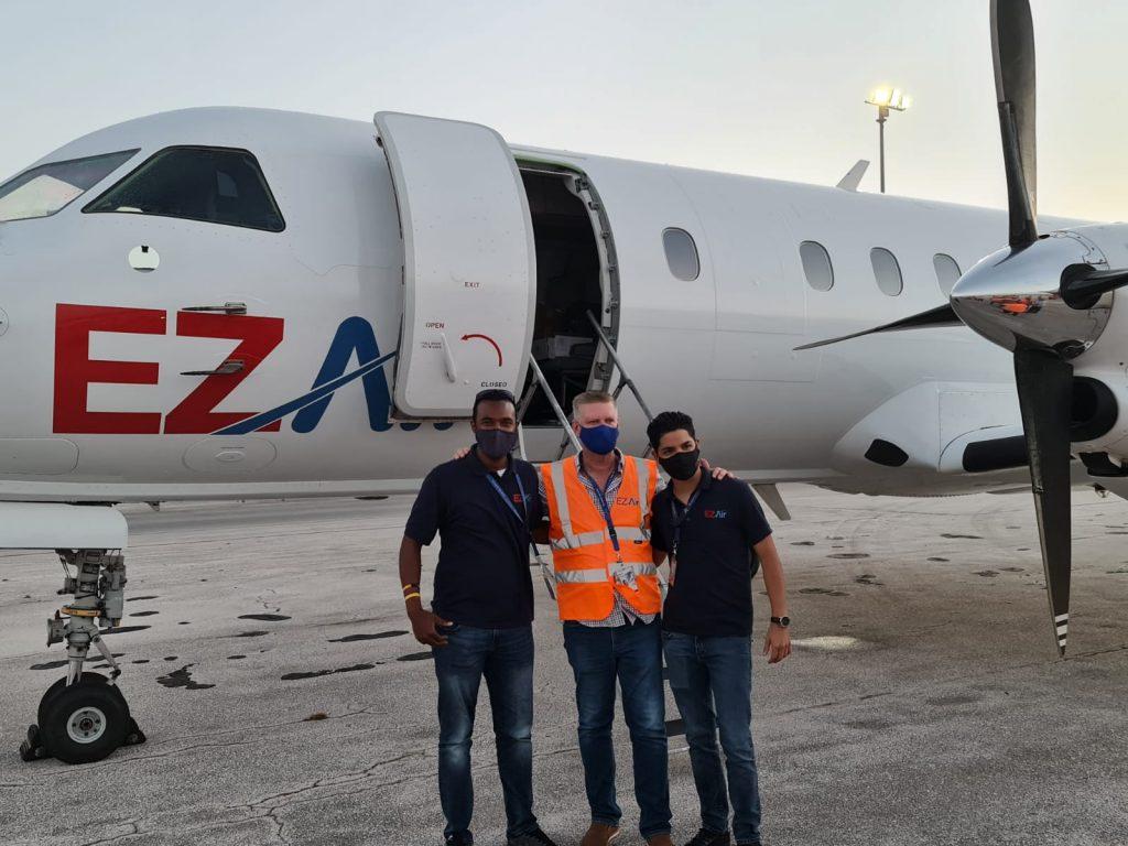 EZ Air gaat groter vliegen