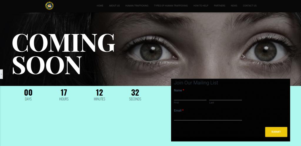 Overheidstaskforce Mensenhandel lanceert website
