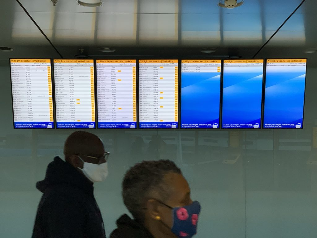 Sneller terugbetaling bij annulering vlucht